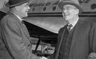 Allen Dulles and John Foster Dulles