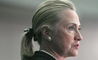 Are Hillary Clinton's presidential ambitions clouding her morals?