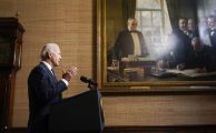 In Biden's pledge to withdraw from Afghanistan, the prospect of turning an imperial tide